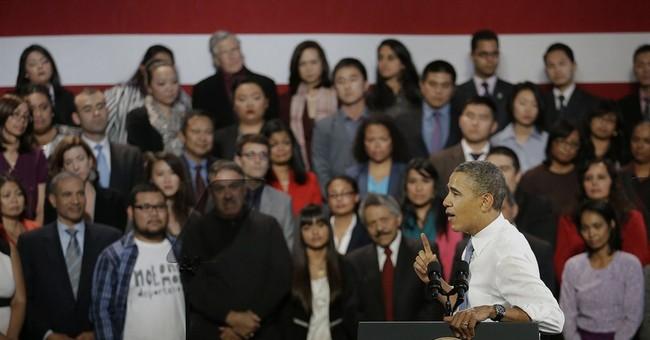 Obama invokes Thanksgiving spirit on immigration