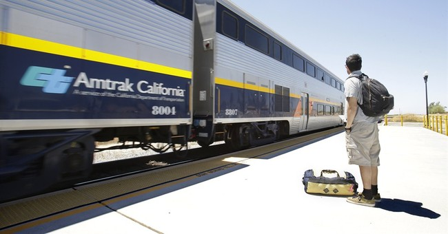 Judge blocks sale of Calif. high-speed rail bonds