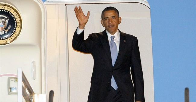 At Calif. studio, Obama gets taste of movie magic