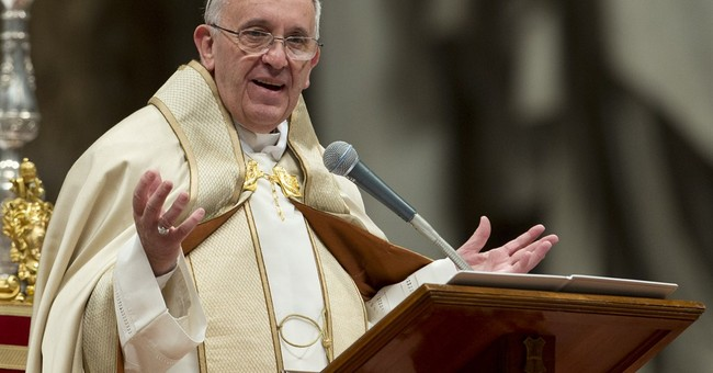 Pope issues mission statement for papacy