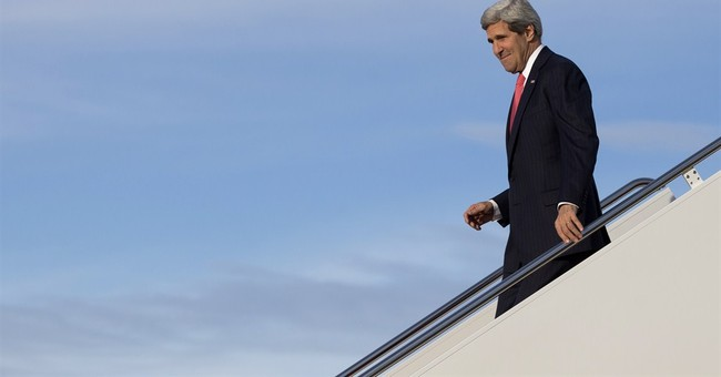 Kerry heading to Europe, Mideast