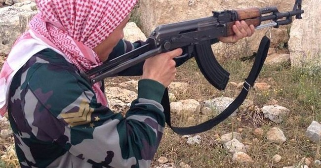 EU warns about threat of foreign fighters in Syria