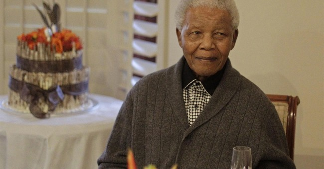 Ill Nelson Mandela putting up 'courageous fight'