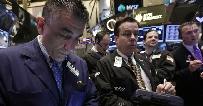 Stocks edge higher; Sysco soars on deal news