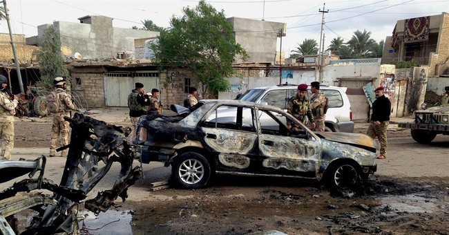 Car bombs and roadside bombings kill 21 in Iraq