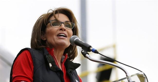 Sarah Palin to host outdoors show