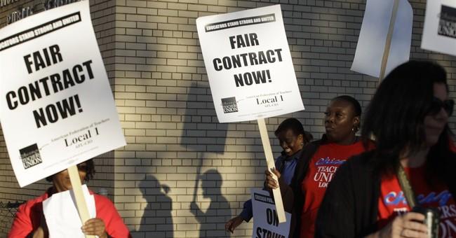 Pension crisis endangers Chicago's future