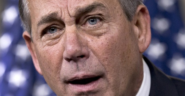 Family feud: Boehner takes on GOP critics on right