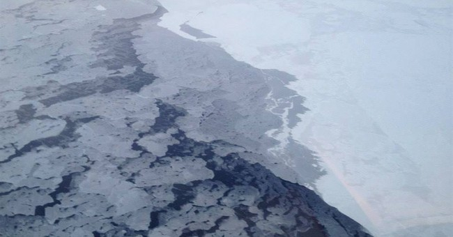 Mild 2013 cuts Arctic a break, warming woes remain