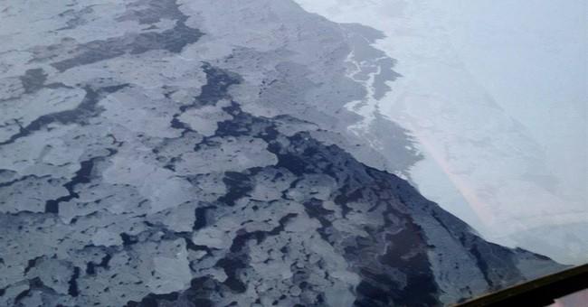 Mild 2013 cuts Arctic a break, warming woes remain