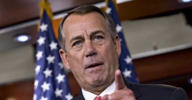 GOP struggle widens as Boehner rebukes hard right