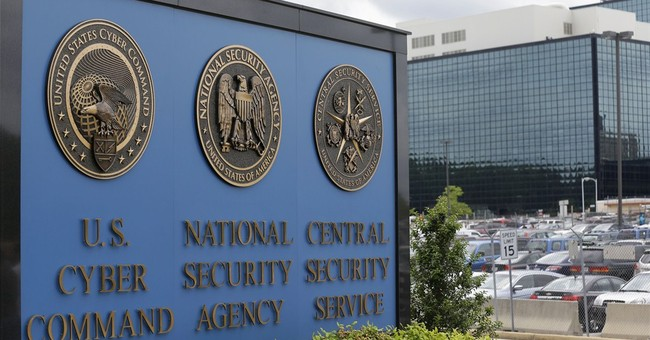 Is 1976 robbery legally relevant to NSA spying?