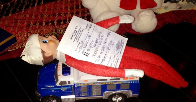 Tooth Fairy is walk in park over Elf on the Shelf