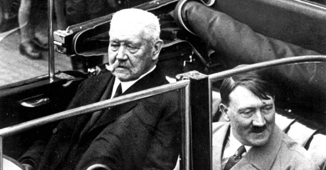 German town revokes Hitler's honorary citizenship