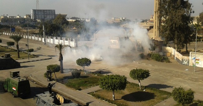 Egypt: 5 killed as police clash with protesters