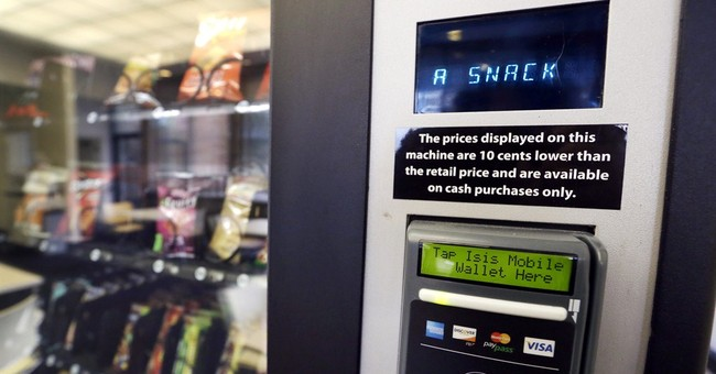 Health law to put calorie info on vending machines