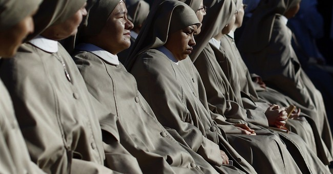 Mass held in Spain backs new abortion law