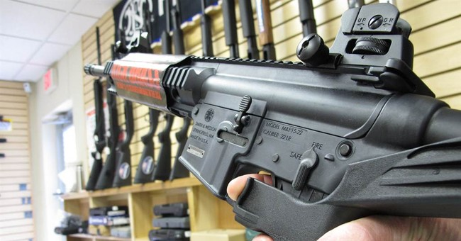 Add-ons let semi-autos fire like military weapons