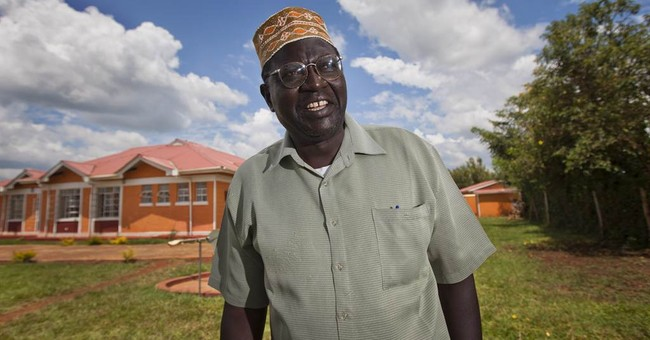 In Kenya, half brother to Obama runs for governor