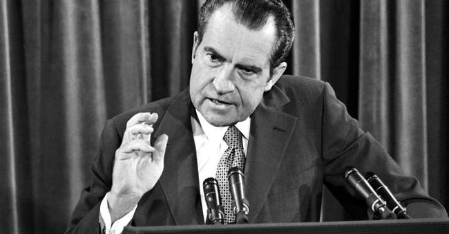 AP Enterprise: Nixon wished for total handgun ban