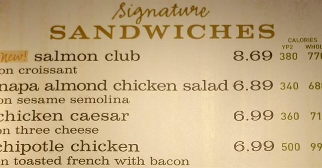 FDA head says menu labeling 'thorny' issue