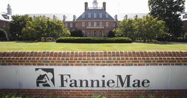 Fannie's record profit a symbol of housing rebound