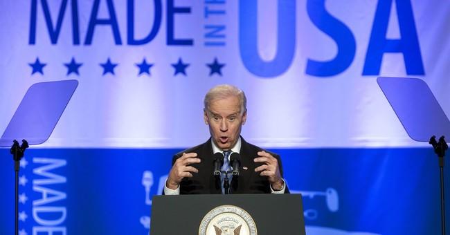 Biden: US needs ambitious agenda on exports