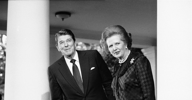 Reagan, Thatcher forged a close, lasting bond