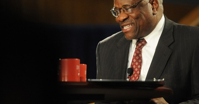 A Fictional Conversation Between President Obama and Justice Clarence Thomas