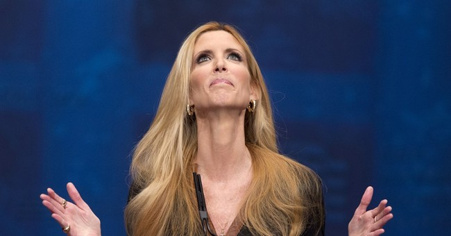 Fighting Back: After Berkeley Cites 'Security Concerns' to Cancel Speech, Coulter Vows To Show Up Anyway