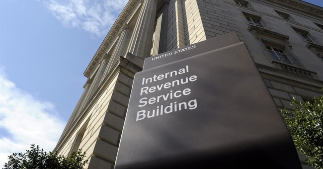 "Oh My: IRS Admits ""Inappropriately"" Targeting Conservative Groups in 2012"