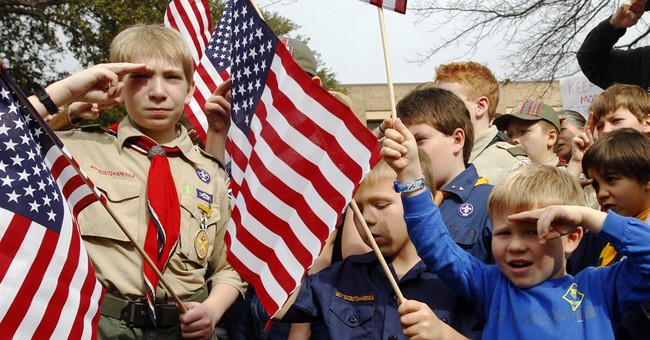 Deceit in the Boy Scouts