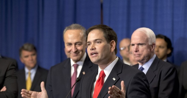 5 Reasons the Rubio/McCain Amnesty Bill Is The Next Obamacare