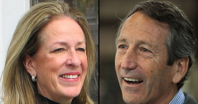 Poll: Sanford, Colbert-Busch Tied on Special Election Eve