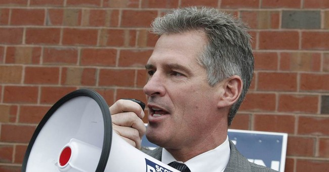 Scott Brown: No, I'm Not Running For Governor