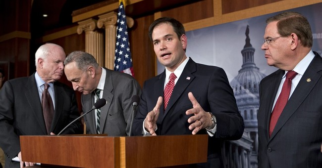 Gang of Eight Betrays Americans