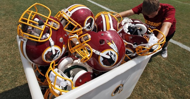 The Left Vs. the Redskins