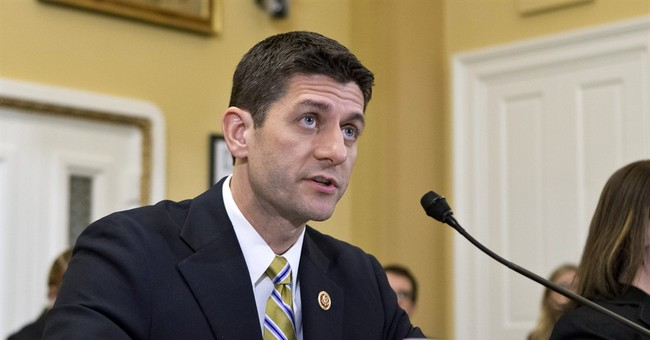 "Ryan on Immigration Bill: ""I Don't Think One Big Blob Works"""