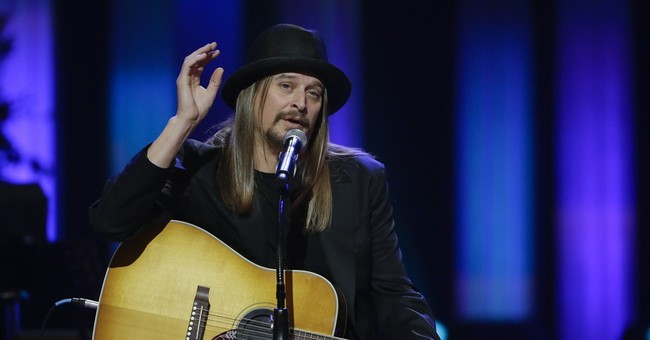 American Bad Ass: Kid Rock Leads Democrat By Two, Trounces GOP Primary Challengers In New MI Poll