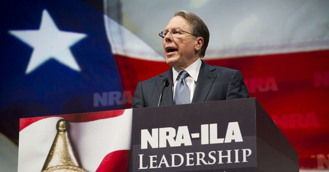 WATCH LIVE: Mark Levin, Wayne LaPierre Speak at the 2014 NRA Annual Meetings in Indy