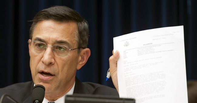 Issa to Sebelius on Healthcare.gov Probe: Failing to Turn Over Info is Criminal Obstruction of Justice