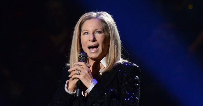 Barbra Streisand Blames School Shooting on Trump: He 'Brings Out Violence In People'
