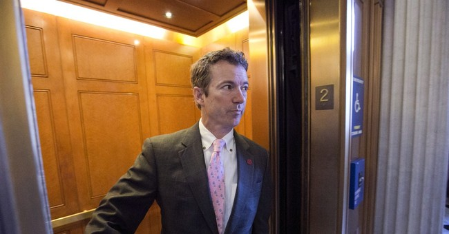 Rand Paul, Cato Institute, and The Libertarian Moment