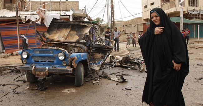 Iraq Civil War Pauses, Temporarily