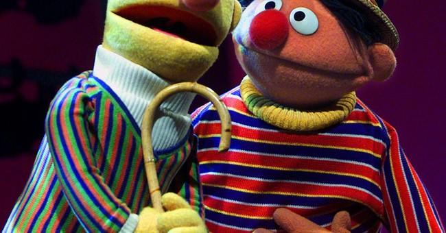 Bert & Ernie Celebrate Gay Marriage