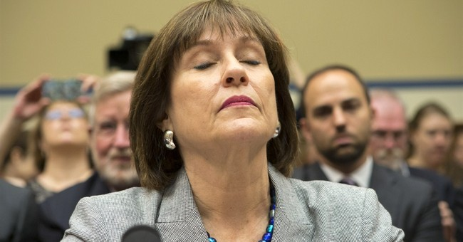 "IRS: No, We Won't Provide Documents to Congress, In Order to ""Protect"" Our Victims"