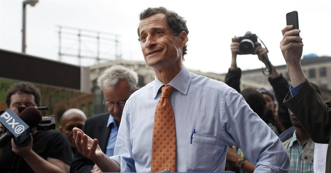 Lying Liar Anthony Weiner's Underage Girl Problem