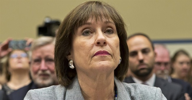 IRS' Lois Lerner Used Personal Email Accounts for Official Government Business