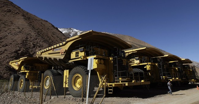 Mining Industry's Fate to be Determined by Anti-Mining EPA