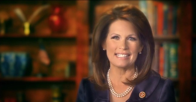 Is Michele Bachmann Making a Run For Al Franken's Seat?